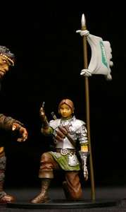 Berserk Mini Figure Vol. 5 V Band of the Hawk Figur: Judeau