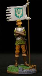 Berserk Mini Figure Vol. 5 V Band of the Hawk Figur: Rickert