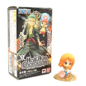 One Piece Half Age Characters Heroine Figur: Nami