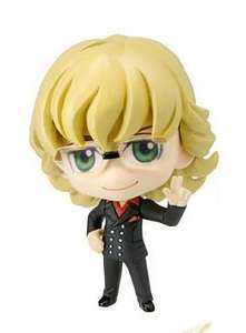 Tiger & Bunny Deformeister Petit - Off Shot Edition Figur: Barnaby Brooks Jr.