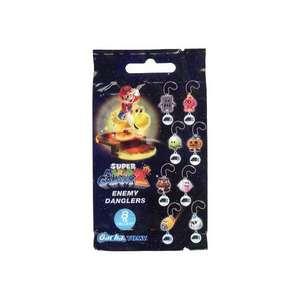 Super Mario Galaxy 2 Gacha Enemy Danglers Schlüsselanhänger / Ball Chain: Goomba / Gumba