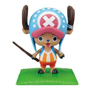 One Piece 3D Puzzle: Tony Tony Chopper New World Version / 25+2 Teile