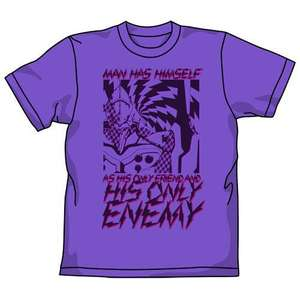T-Shirt - Rebuild of Evangelion Cospa His Only Enemy #khaki