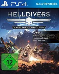 Helldivers #Super-Earth Ultimate Edition