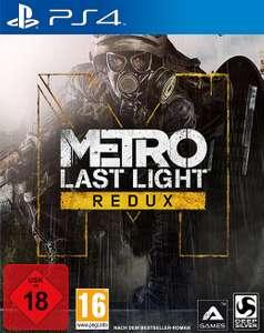Metro Last Light: Redux