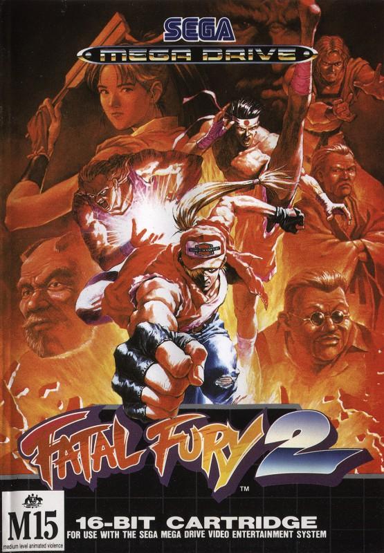 Fatal Fury 2 SELTEN!