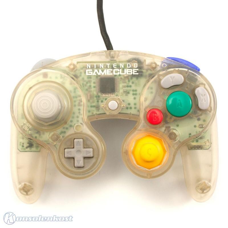 Original Nintendo Controller / Pad #transp. DOL-003