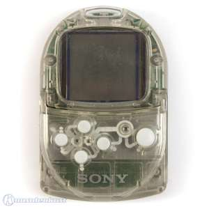 Original Sony Memory Card / Speicherkarte PocketStation #transp.