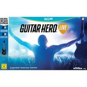Guitar Hero: Live + Gitarre