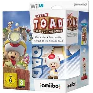 Captain Toad: Treasure Tracker #Special Edition + amiibo