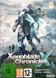 Xenoblade Chronicles X #Limited Steelbook Edition