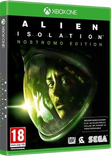Xbox One - Alien: Isolation #Nostromo Edition