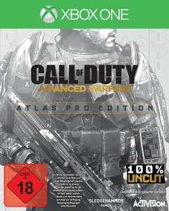 Call of Duty: Advanced Warfare #Atlas Pro Edition + Handbuch