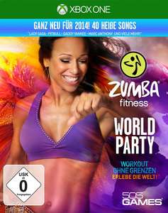 Kinect Zumba: Fitness World Party