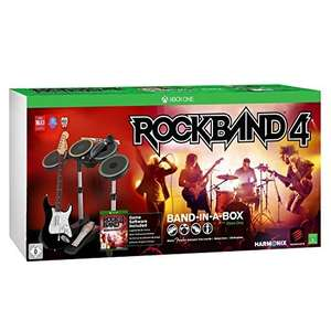 Rock Band 4 - Band in a Box Bundle