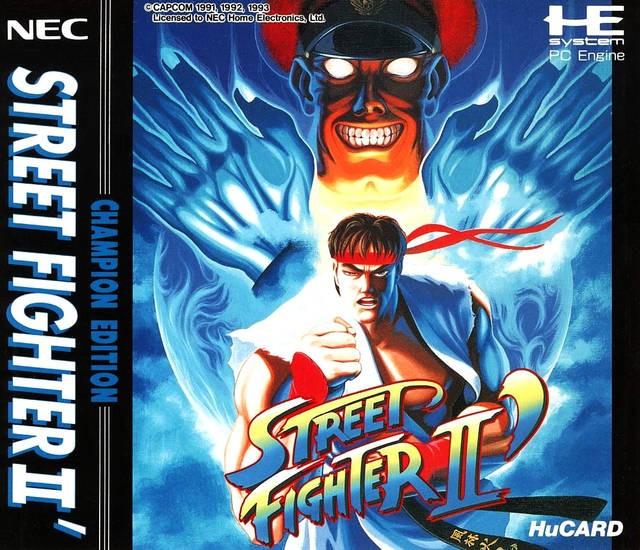 Street Fighter II Champion Edition