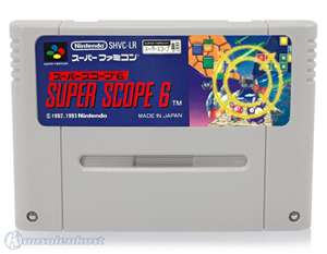 Super Scope 6