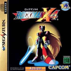 RockMan X4 / Mega Man