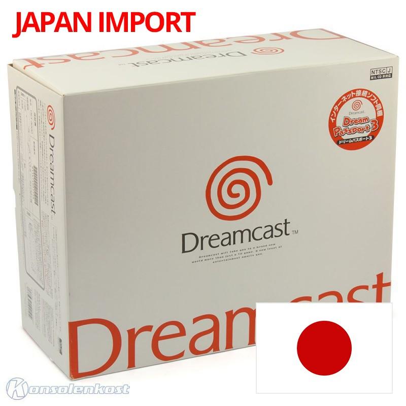 Konsole #Dream Passport 3 Pack