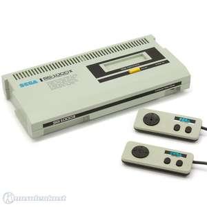 SG-1000 Konsole Mark II + 2 Original Controller + Zubehör