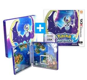 Pokémon Mond + Steelbook #Fan Edition