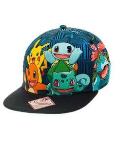 Kappe / Snapback - Pokémon - Charmander and Friends