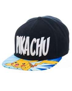 Kappe / Snapback - Pokémon - Pikachu Lightning