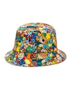 Kappe / Snapback - Pokémon - Rain Hat mit Characters