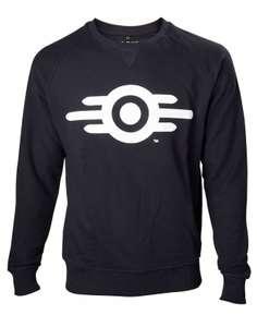 Sweater - Fallout 4 Vault-Tec Logo #schwarz