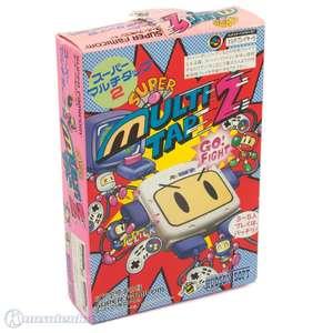 Super Multitap / Multiplayer / Multi Player Adapter #Bomberman Edition [Hudson]