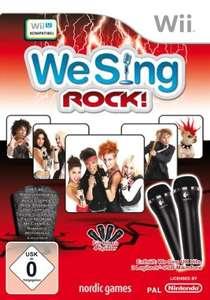 We Sing: Rock! + 2 Mikrofone