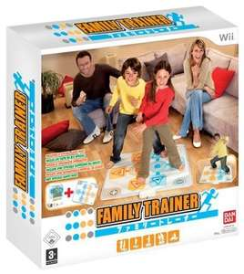 Family Trainer + Tanzmatte