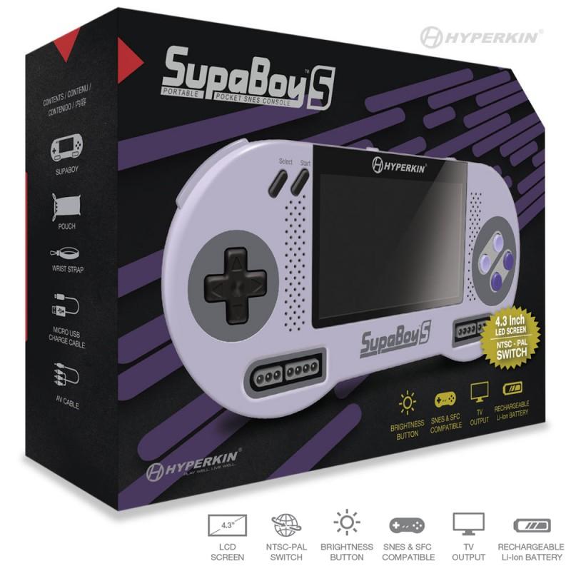 SupaBoy S Portable Handheld [Hyperkin]