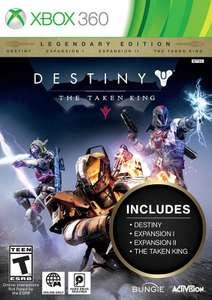 Destiny: Der König der Besessenen / The Taken King #Legendary Edition