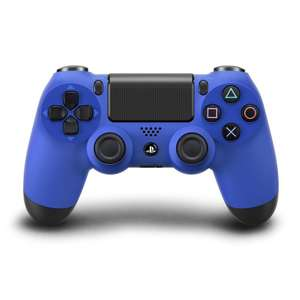 Original Wireless DualShock 4 Controller #Wave Blue / blau V1 [Sony]