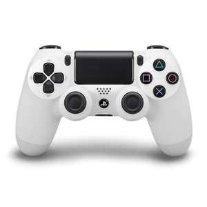 Original Wireless DualShock 4 Controller #Glacier White V1 [Sony]