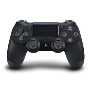 Original Wireless DualShock 4 Controller #Jet Black / schwarz V2 [Sony]