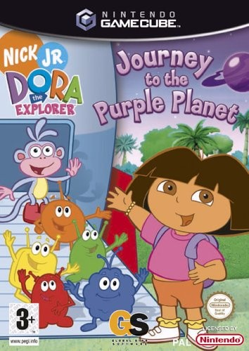 Dora The Explorer Journey To The Purple Planet