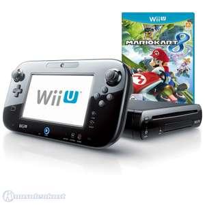 Konsole 32 GB #schwarz + Mario Kart 8 + Tablet + Zubehör