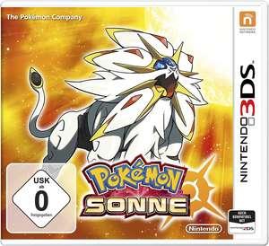 Pokémon: Sonne / Sun
