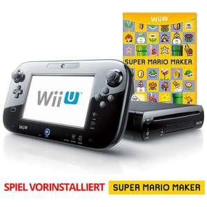 Konsole 32 GB #schwarz + Super Mario Maker vorinstalliert + Tablet + Zubehör