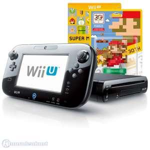 Konsole 32 GB #schwarz + Super Mario Maker + Amiibo + Tablet + Zubehör