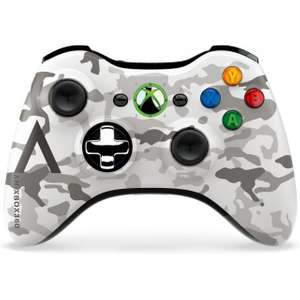 Original Wireless Controller #Arctic Camouflage [Microsoft]