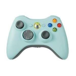 Original Wireless Controller #Light Blue / hellblau [Microsoft]