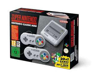 Nintendo Classic Mini: Super Nintendo Entertainment System Konsole