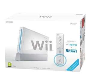 Konsole #weiß Sports Resort Pak + 2 Spiele + Original Remote Plus