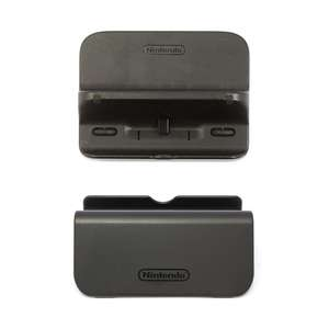Original Ladestation / Charging Stationm / Dock + Standfuß / Ständer für Gamepad [Nintendo]