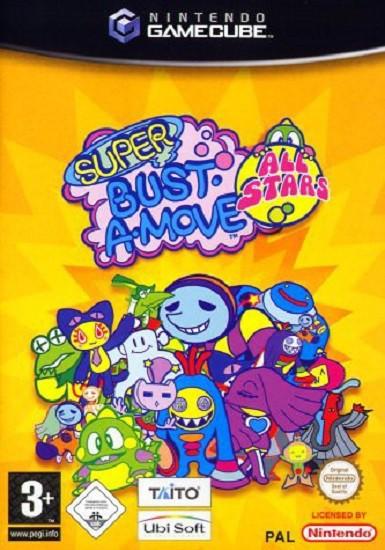 Super Bust-A-Move: All Stars
