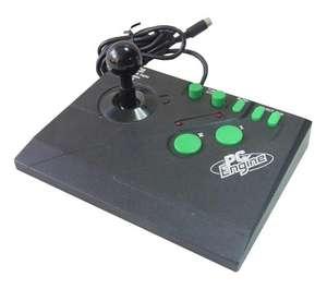 Arcade Stick / Ascii Stick #schwarz AS-7749-EG [Ascii]