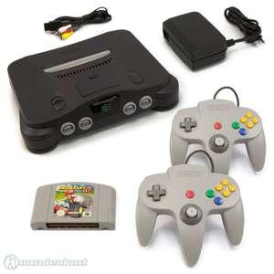 Konsole + Mario Kart + 2 Original Controller + Zubehör